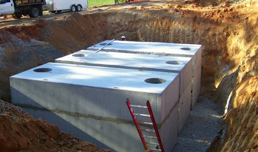 What is a septic tank arrow septic sewer for Basement bathroom with septic tank