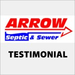 Arrow Septic & Sewer Reviews