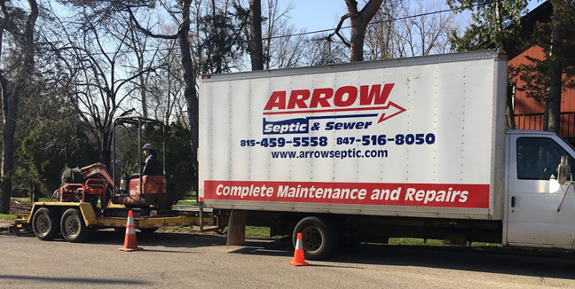 Sewer Cleaning Sleepy Hollow IL